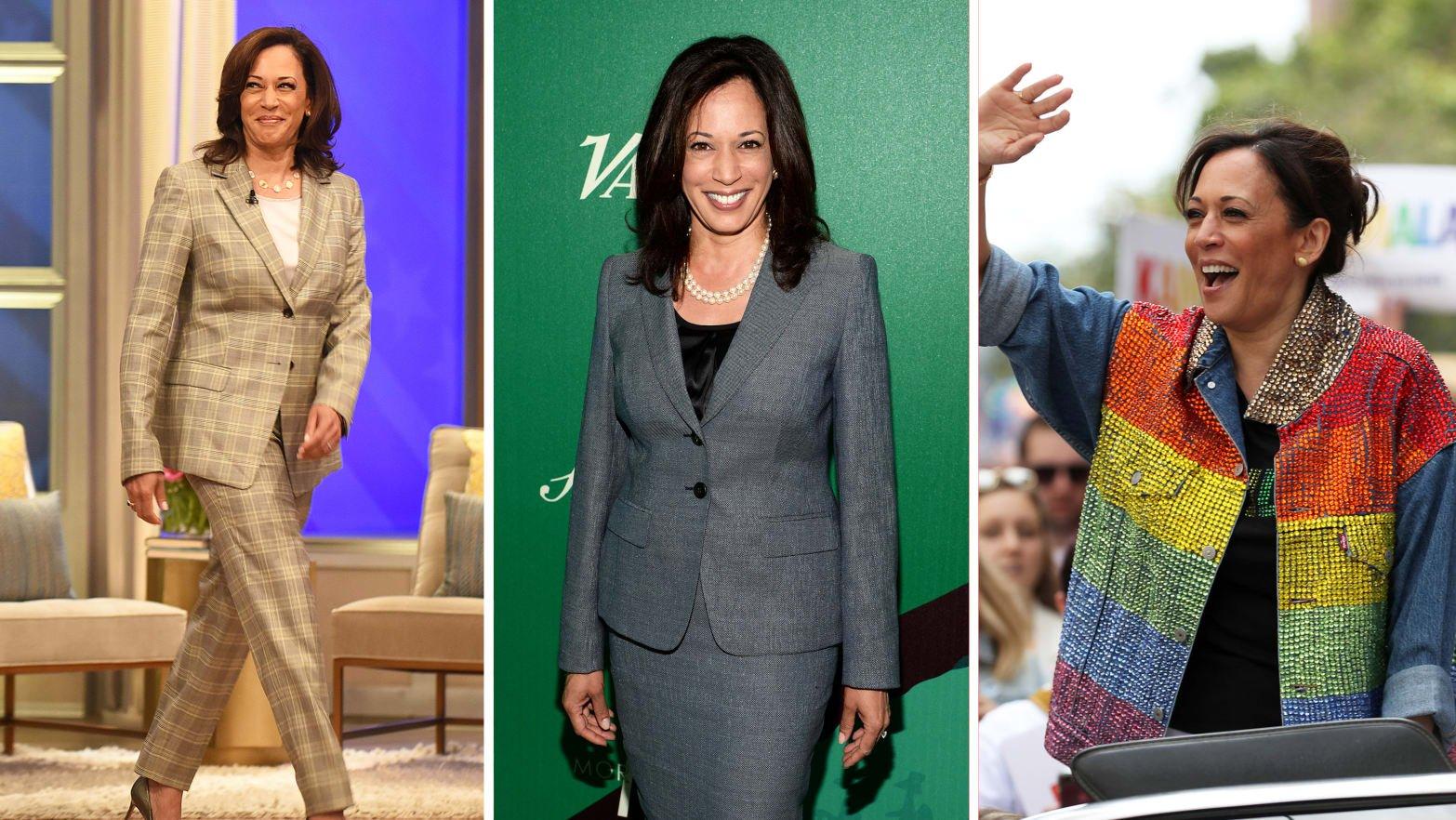 Who Cares What Kamala Harris Wears?