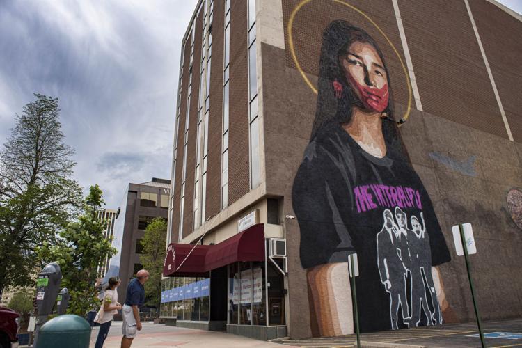 Native American artist, activist wins $10,000 award in Colorado Springs
