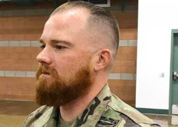 A 'defining feature of masculine men' — soldier's Norse pagan faith earns beard waiver