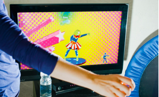 Letter of Recommendation: Just Dance