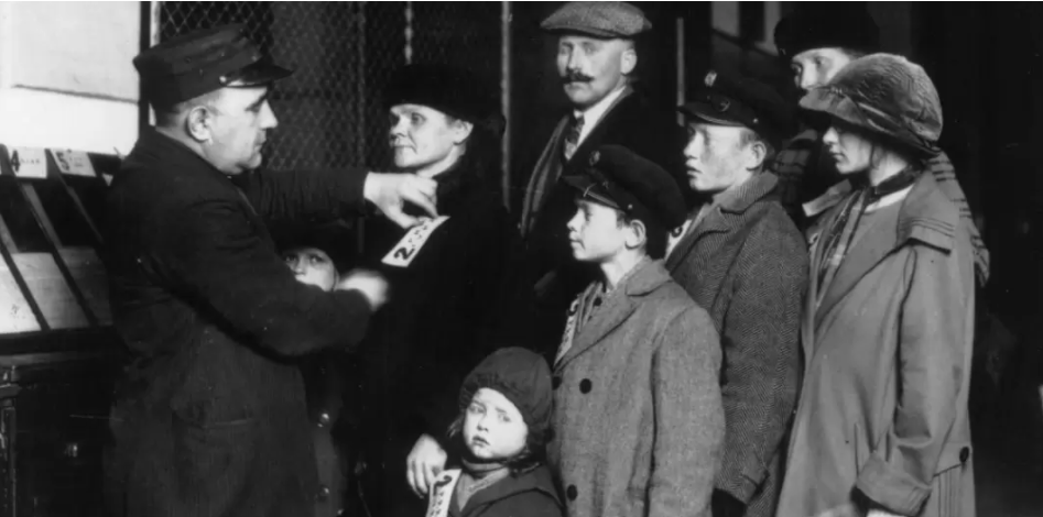 Your family name did not come from a mistake at Ellis Island
