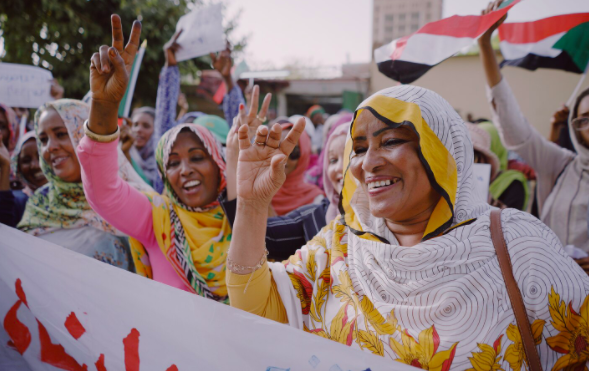 Sudan repeals public order law that let police flog women for wearing pants