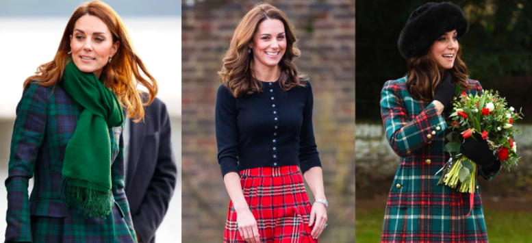 Kate Middleton Loves Plaid. But Britain Once Banned the Print.