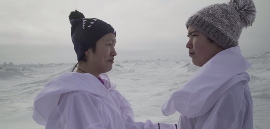 Inuit throat singing is half performance, half game, and wholly mesmerising