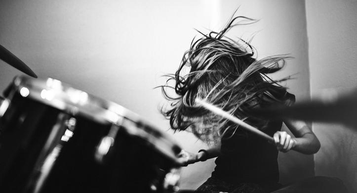 Got Rhythm? Drumming Changes Brain Wiring
