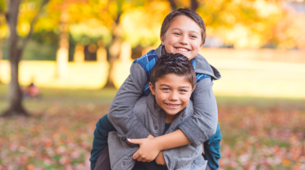The key to letting boys actually be boys? See them as the emotional beings they are.
