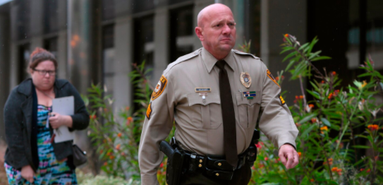 A cop was told to 'tone down your gayness.' Now, he could get nearly $20 million, jury says.