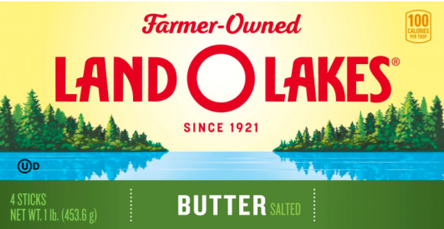 Land O'Lakes quietly gets rid of iconic Indian maiden mascot