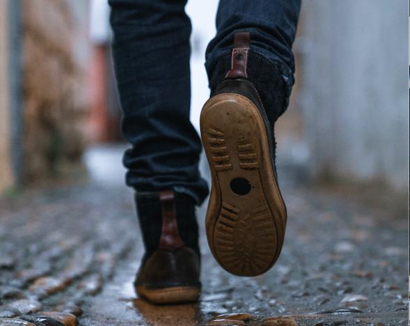 Walking Like a Man – Social Choreography
