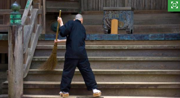 What Japan can teach us about cleanliness.