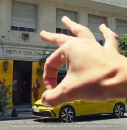 'Horrified' and 'Ashamed': Volkswagen Apologizes for Ad