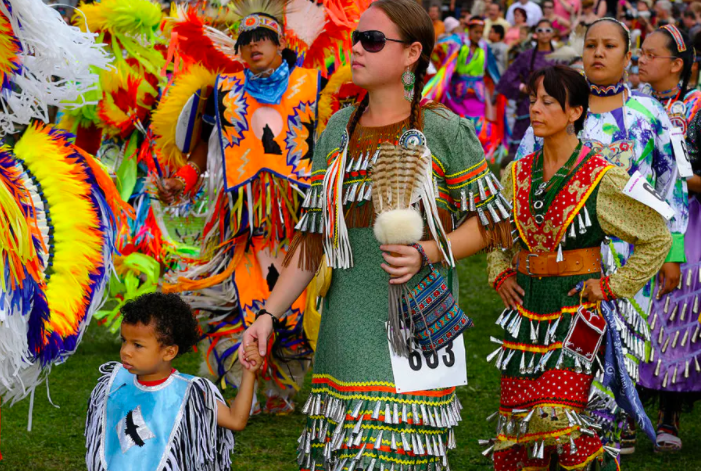 How a Native American coming-of-age ritual is making a comeback