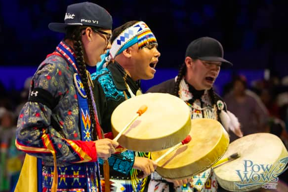 Soaring Eagle Sentinel: Drum is the heartbeat, song is a prayer