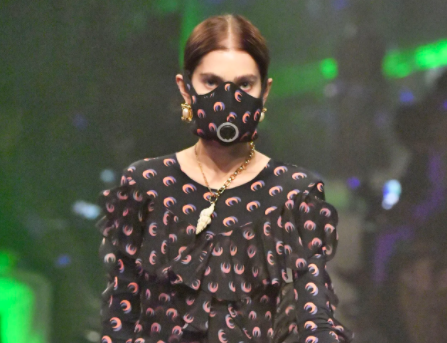 Should Masks Be Fashion Accessories?