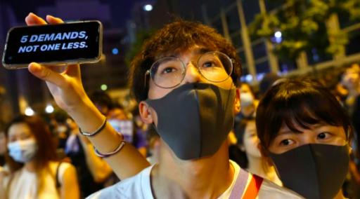 Hong Kong Passes Law to Criminalize Making Fun of China's National Anthem