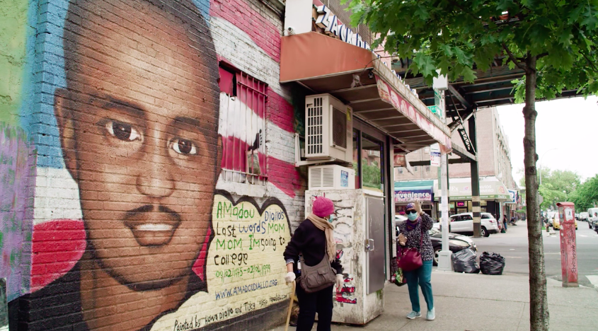 Paint Fades, but Murals Remember People Killed by Police
