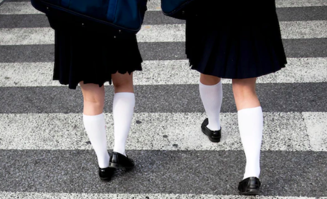 Girls were forced to wear skirts at school to 'preserve chivalry.' So they sued — and won.