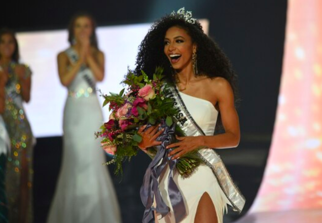 Why having black beauty queens with natural curls matters