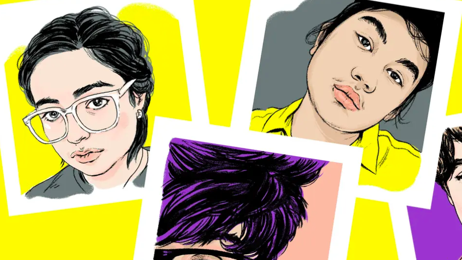 'It's how I feel. It's not how you feel': four teens explain why they reject the gender binary