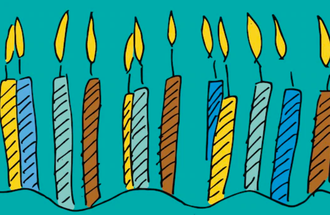 Blowing out candles is basically spitting on your friends' cake. Will we ever do it again?