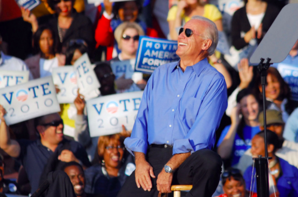 Joe Biden's Aviators Have an Almost 60-Year History—And a Little Bit of Baggage