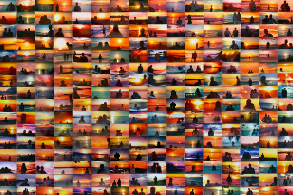 Exposed to a deluge of digital photos, we're feeling the psychological effects of image overload