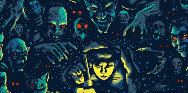 The Everlasting Joy of Terrifying Children