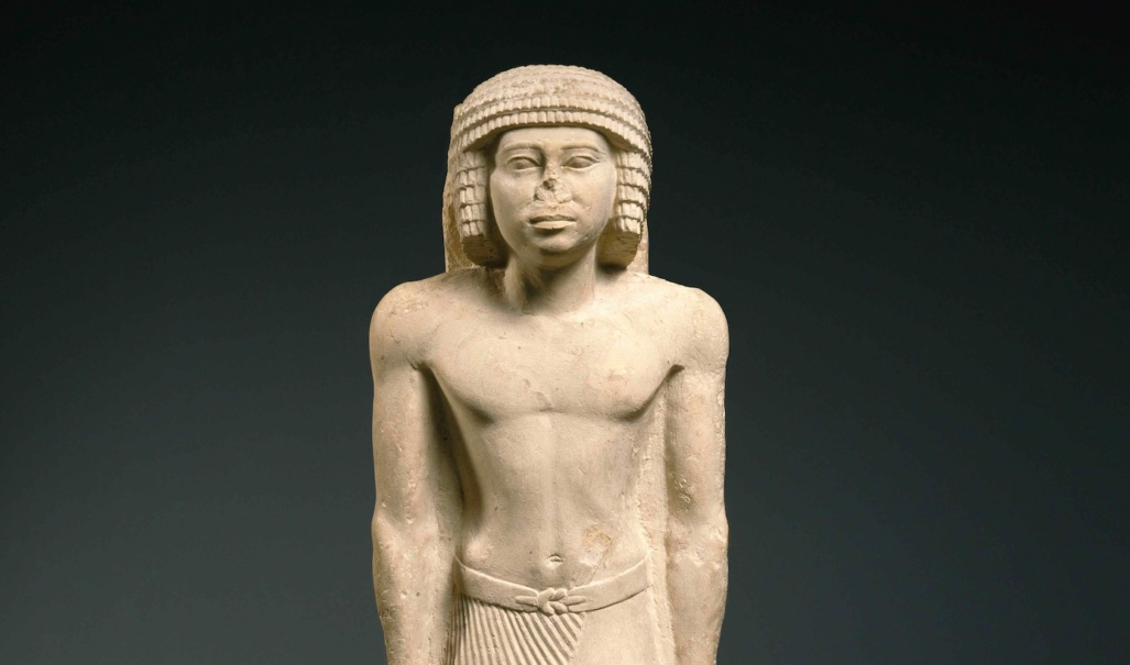 Why Are the Noses Broken on Egyptian Statues?