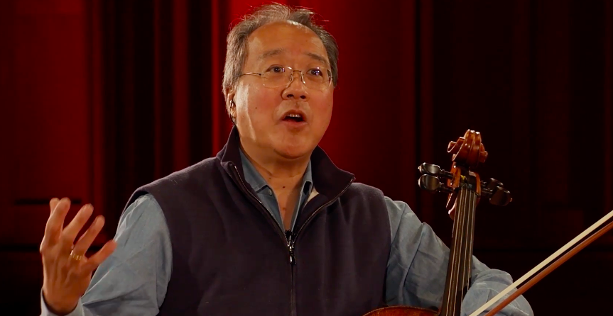 Yo-Yo Ma and Emanuel Ax on the Role of Music in Dark Times