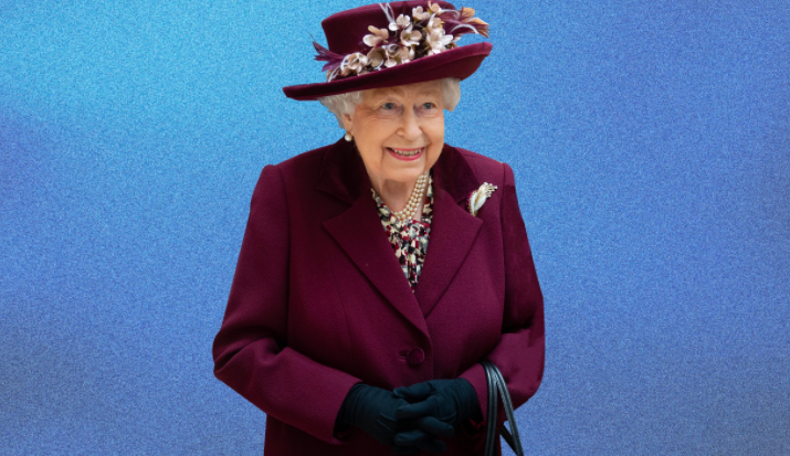 The Queen's Fitness Routine Involves Weight Training With a Crown