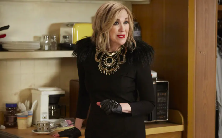 TV style icons of 2020: Schitt's Creek's absolutely fabulous fashion overload