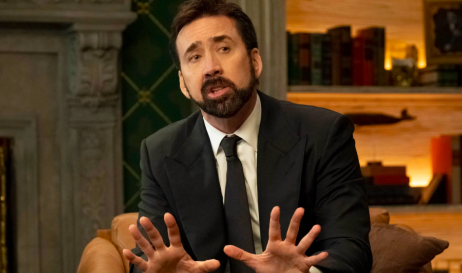 Watch Nicolas Cage Flip Out Over the Word 'Bitch'