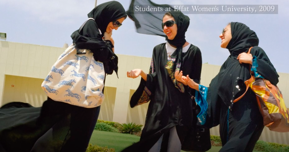 The secret lives of Saudi women