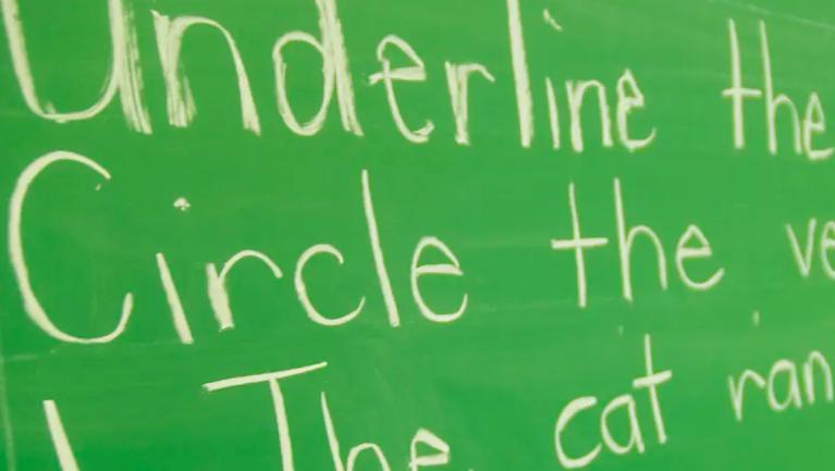 Why does grammar matter?