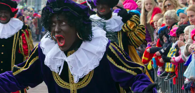 In a year of Black Lives Matter protests, Dutch wrestle (again) with the tradition of Black Pete