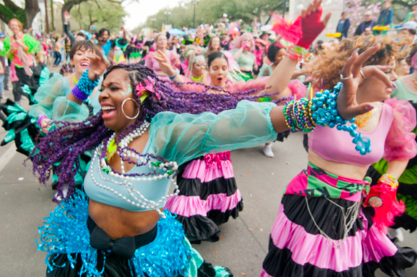 Haitian Rhythms And The Music Of New Orleans