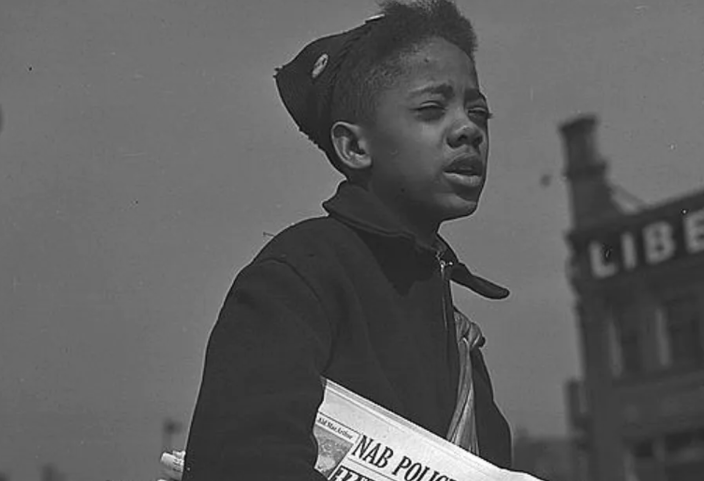When Black kids – shut out from the whitewashed world of children's literature – took matters into their own hands