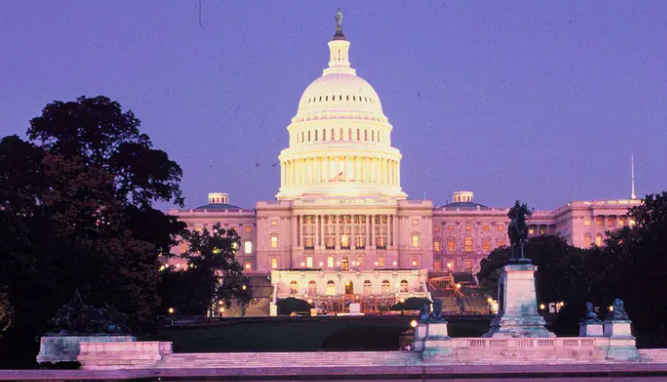 Is the US Capitol a 'temple of democracy'? Its authoritarian architecture suggests otherwise