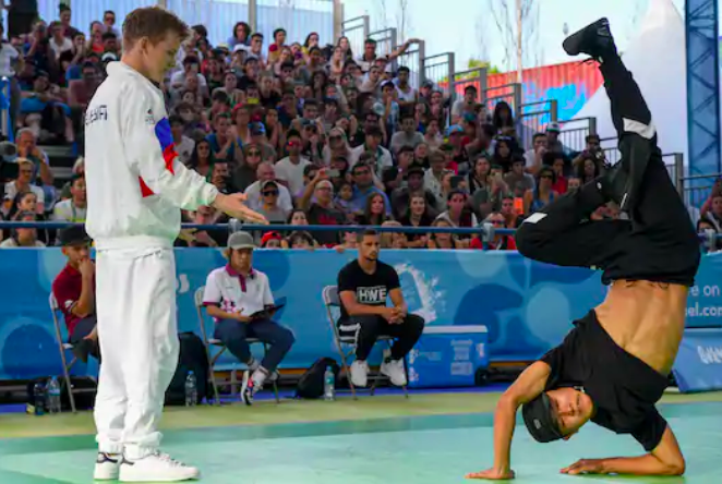 How break dancing made the leap from '80s pop culture to the Olympic stage