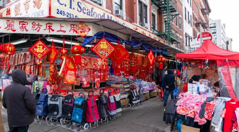 Lunar New Year celebrations will be largely virtual events this year. That's more bad news for Chinatown USA