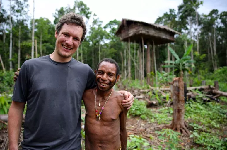 The Allure of the 'Disappearing' Tribe