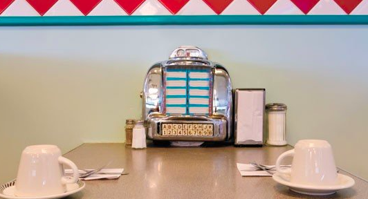 The Wonderful Tyranny of the Diner Jukebox