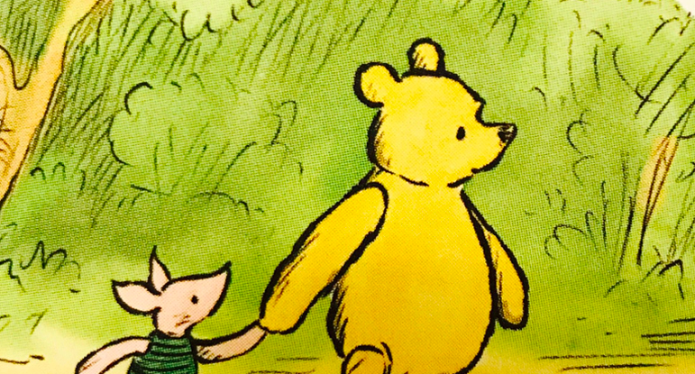 READING A.A. MILNE'S WINNIE-THE-POOH: AN ANTIDOTE TO DEPRESSION