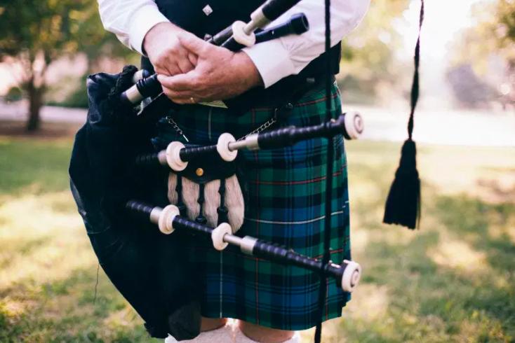 Men in Kilts: A brief history of kilts in Scotland