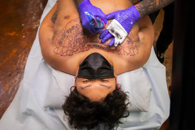 More indelible than ink: Tattoo businesses flourish again