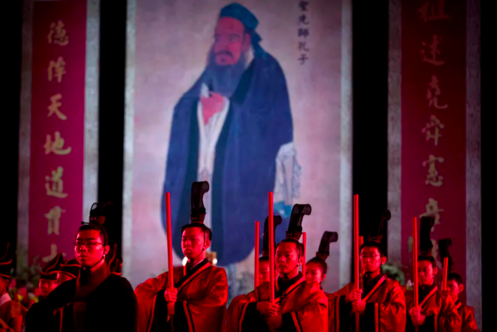 There's a religious revival going on in China – under the constant watch of the Communist Party