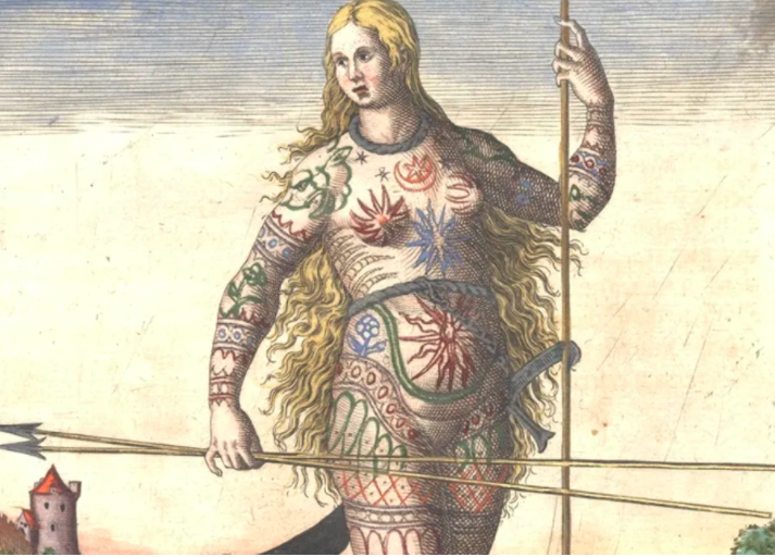Tattoos have a long history going back to the ancient world – and also to colonialism