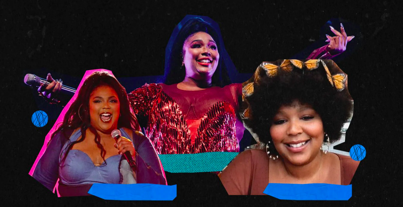 Lizzo opens up about the 'final frontier' in loving herself: Her hair