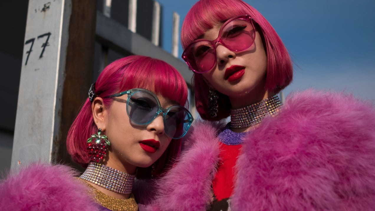 Refined, rebellious and not just for girls: A cultural history of pink