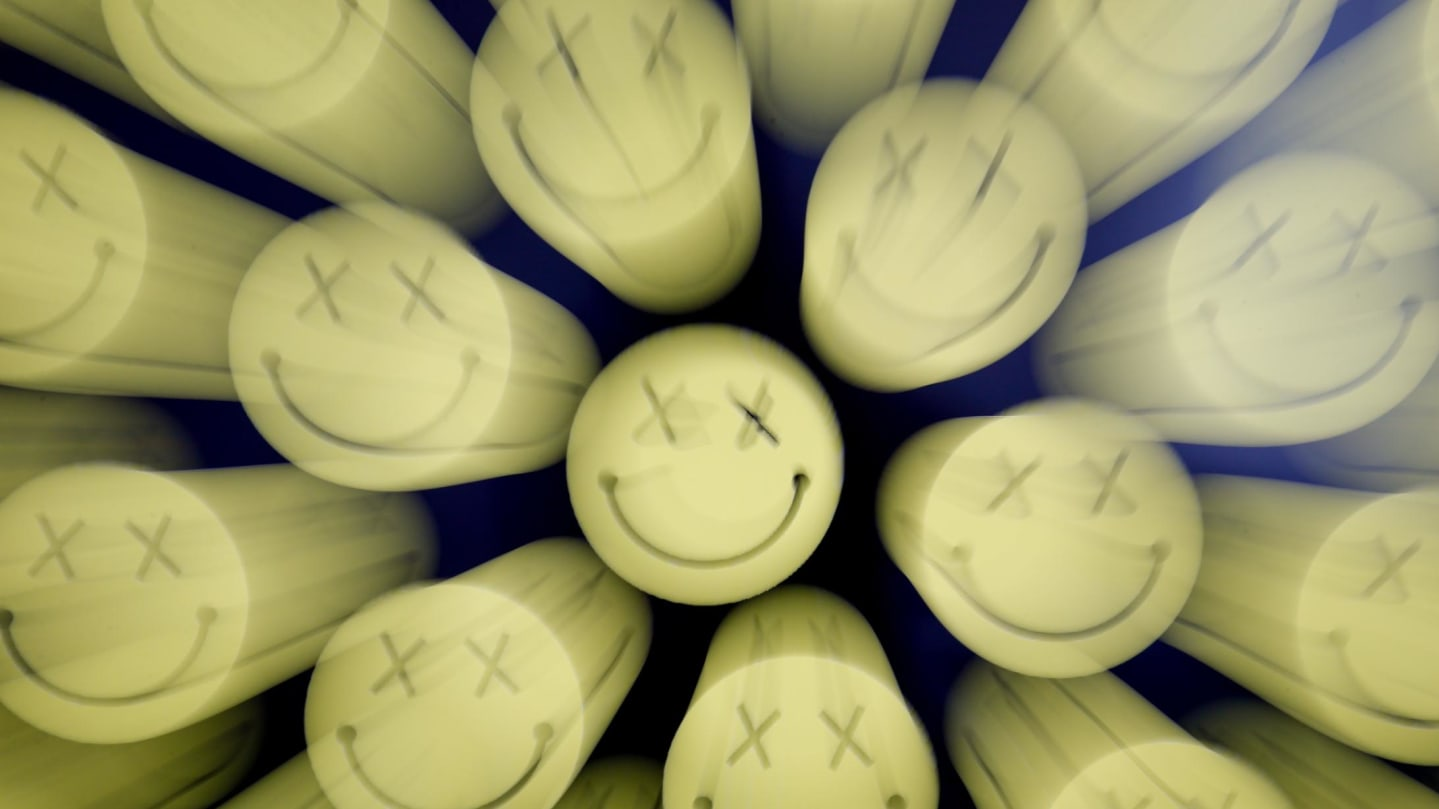 The staying power of the smiley face